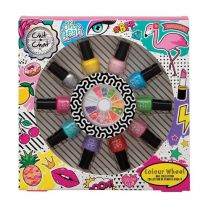 Chit Chat Giftset Nagels Colour Wheel