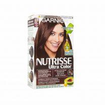 Garnier Nutrisse Permanente Haarkleuring 4.15 Ultra Color