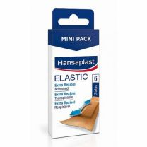 Hansaplast  Elastic Mini Pack - 6 strips