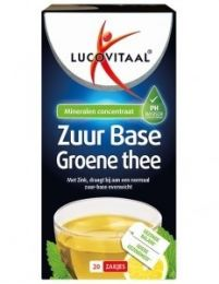 Lucovitaal Thee Zuur Base