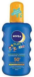 Nivea Sun Spray Kids SPF50+ - Zonnebrand - 200 ml