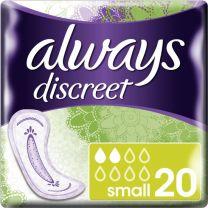 Always Discreet Maandverband Small