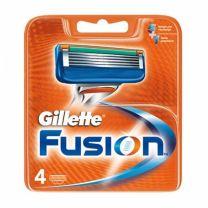 Gillette Fusion - 4 scheermesjes