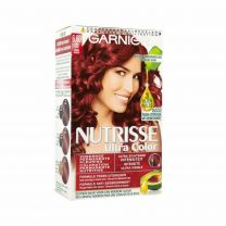 Garnier Nutrisse Permanente Haarkleuring Ultra Color 6.6