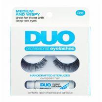 Duo Eyelash Professional Kit D11