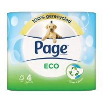 Page Toiletpapier Eco 4 Rollen