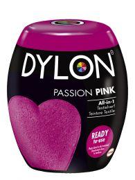 Dylon Textielverf Pods All-in-1 Pod Wasmachine 350 gram Passion Pink
