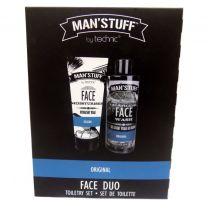 Man'Stuff Giftset Face Duo