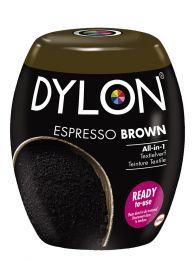 Dylon Textielverf All-in-1 Pod Wasmachine 350 gram Espresso Brown