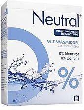 Neutral Waspoeder 3 kg Wit