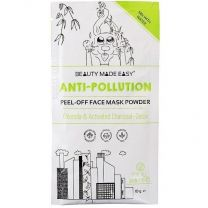 Beauty Made Easy Gezichtsmaske 10 gram  Powder Mask Anti Pollut