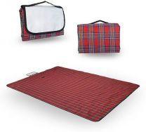 Rode Picknick Kleedje 150x180CM
