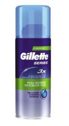 Gillette Scheergel 75 ml Gevoelige Huid