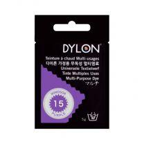 Dylon Textielverf Universele 5 gram Windsor Purple 15