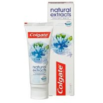 Colgate Tandpasta 75 ml Natural Extract Stralende Witheid