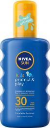 Nivea Sun Spray Kids SPF30 Zonnebrand - 200 ml