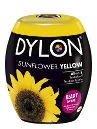 Dylon Textielverf Pods Sunflower Yellow