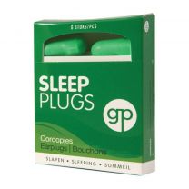 Get Plugged Sleep Plugs - 3 Paar