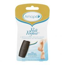 Amope Pedi Perfect Replacement Roller Heads