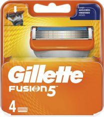 Gillette Fusion5 - 4 Scheermesjes