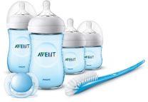 Avent Natural 2.0 Starterset Newborn Blauw