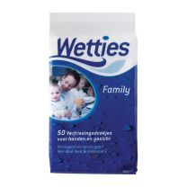 Wetties Family 50 Doekjes