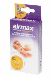 Airmax Neusklem Classic Small - 2 pack