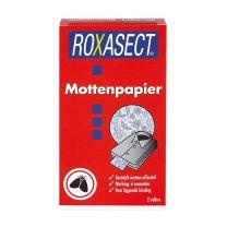 Roxasect Mottenpapier - 2 vellen
