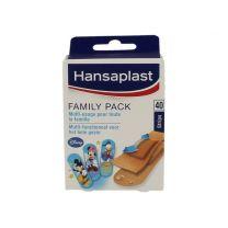 Hansaplast Family Pack - 40 strips