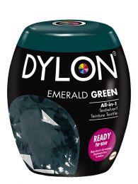 Dylon Textielverf All-in-1 Pod Wasmachine 350 gram Emerald Green