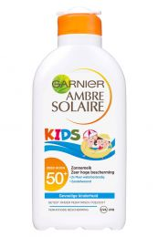 Garnier Ambre Solaire Zonnebrandcrème 200 ml Hypoallergeen Resisto Kids SPF 50+