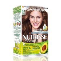 Garnier Nutrisse Permanente Haarkleuring 5.3 Goudbruin