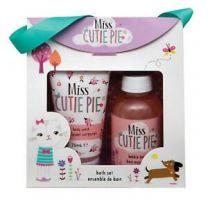 Miss Cutie Pie Geschenkset Bath Set