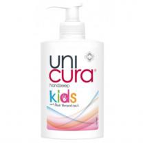 Unicura Kids Handzeep 250ml 4 stuks