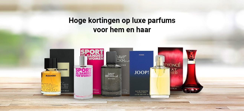 kortingen parfum