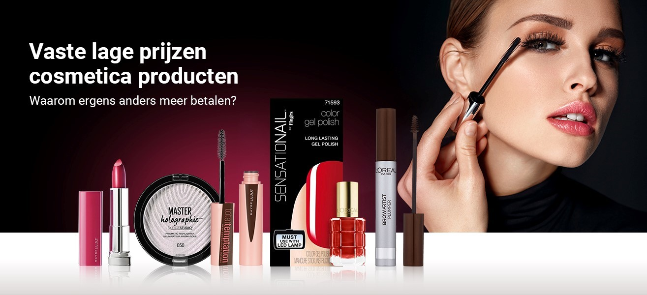 aanbieding make-up